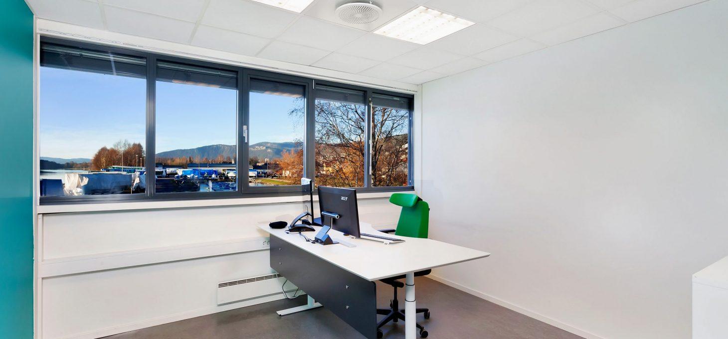 Muusøya 1, kontor, næringseiendom, Brække Eiendom