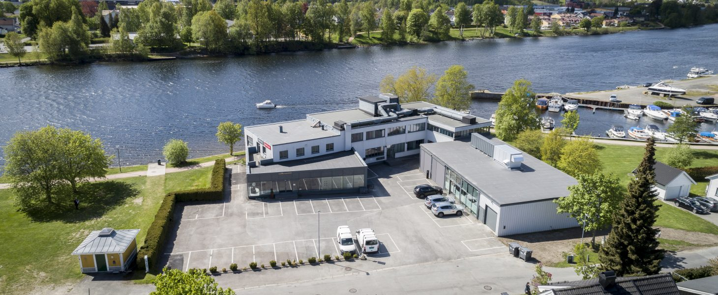 Musøya, drone, næringseiendom, Brække Eiendom AS