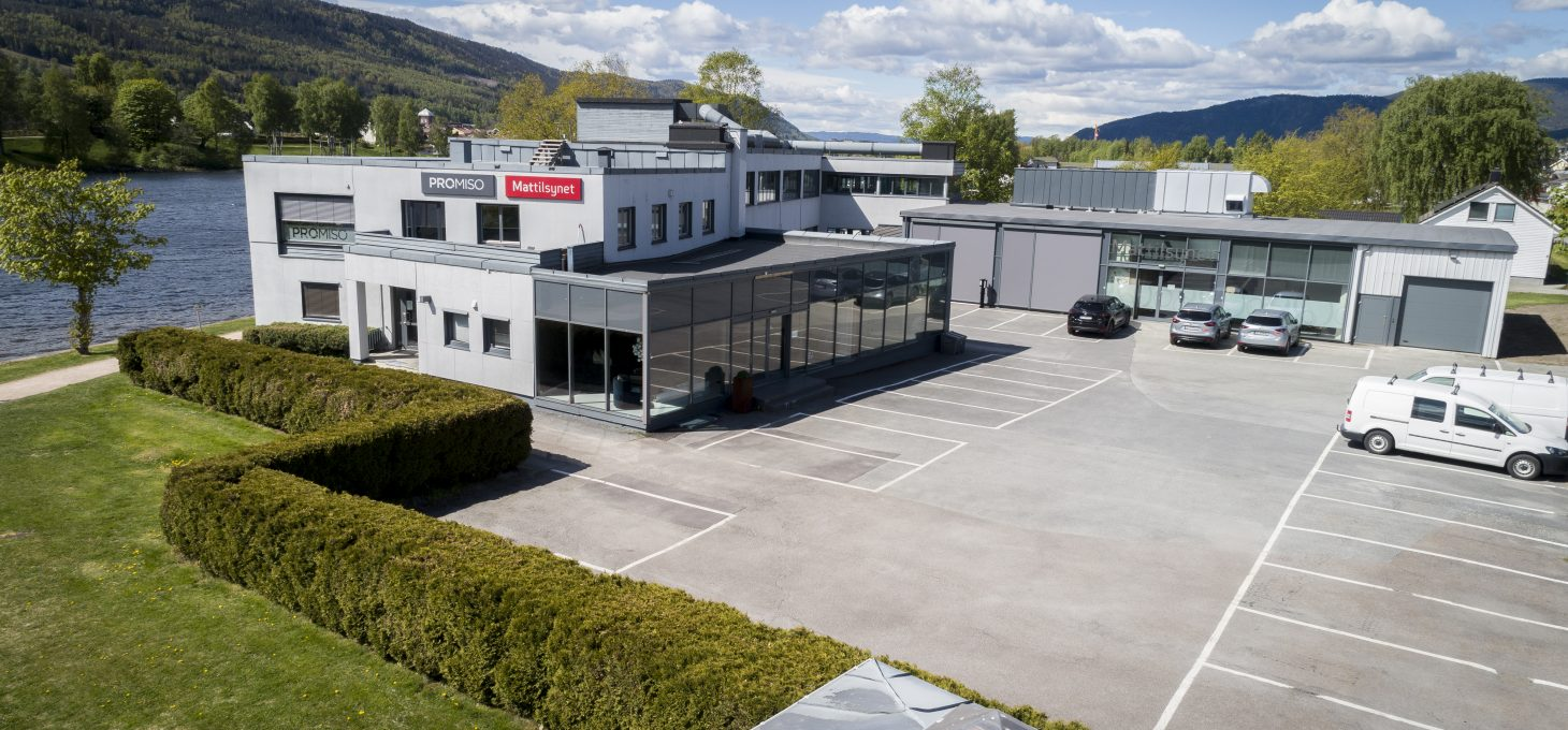 Musøya, drone, Mattilsynet, næringseiendom, Brække Eiendom AS