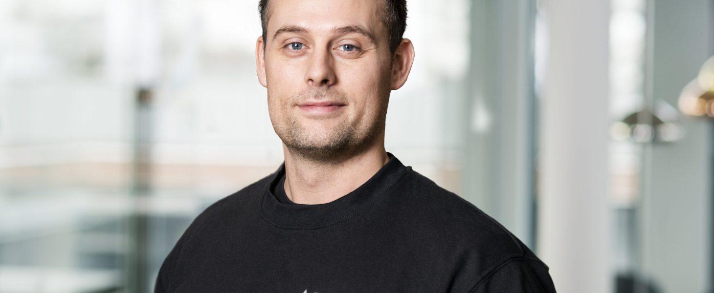 Bilde av ansatt, Brække Eiendom, Klaus Juul Libergren