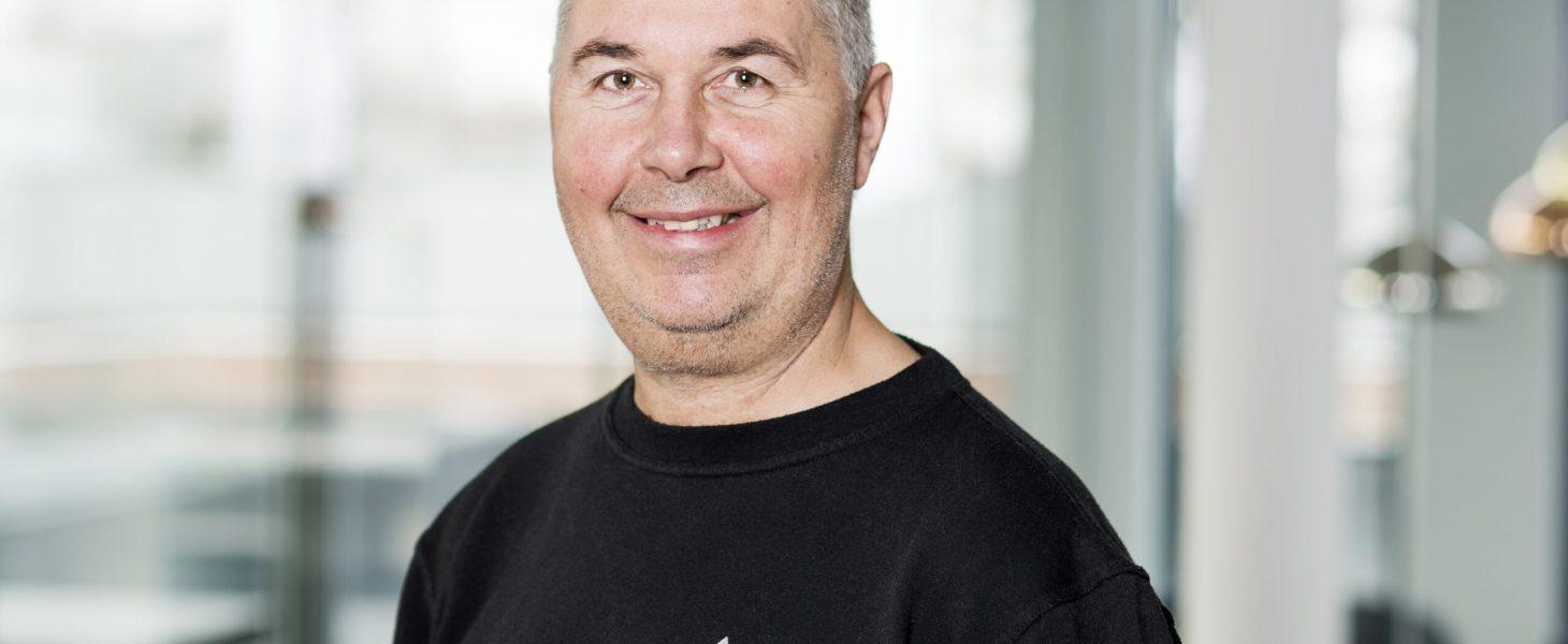 Bilde av ansatt, Brække Eiendom, Roger Berthelsen