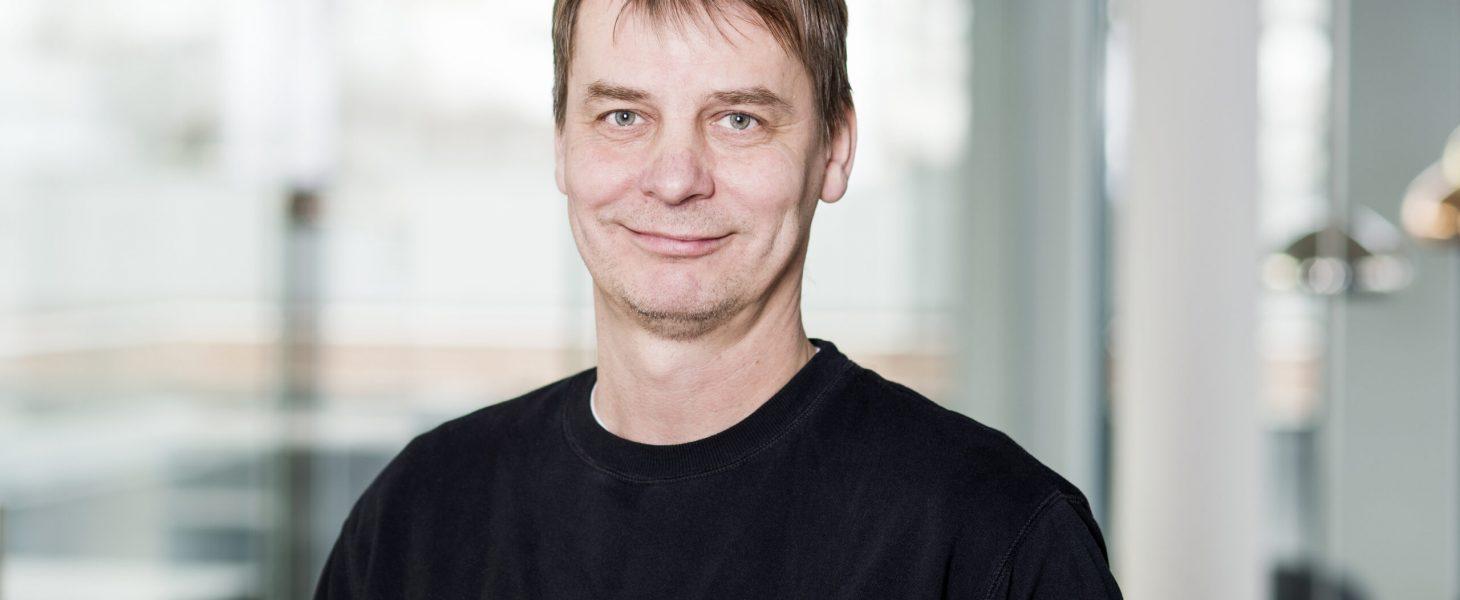 Bilde av ansatt, Brække Eiendom, Robert Grzybczyk