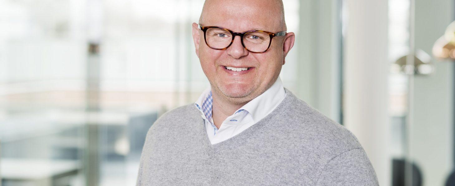 Bilde av ansatt, Brække Eiendom, Jens-Petter Frøiland
