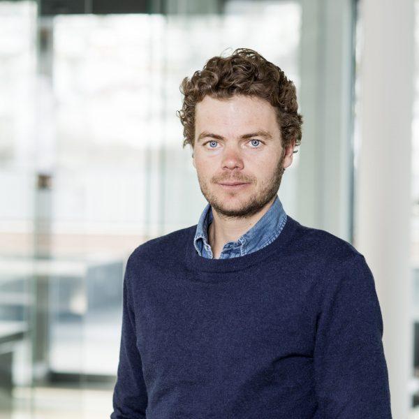 Bilde av ansatt, Brække Eiendom, Brække Utvikling, Kristoffer Brække