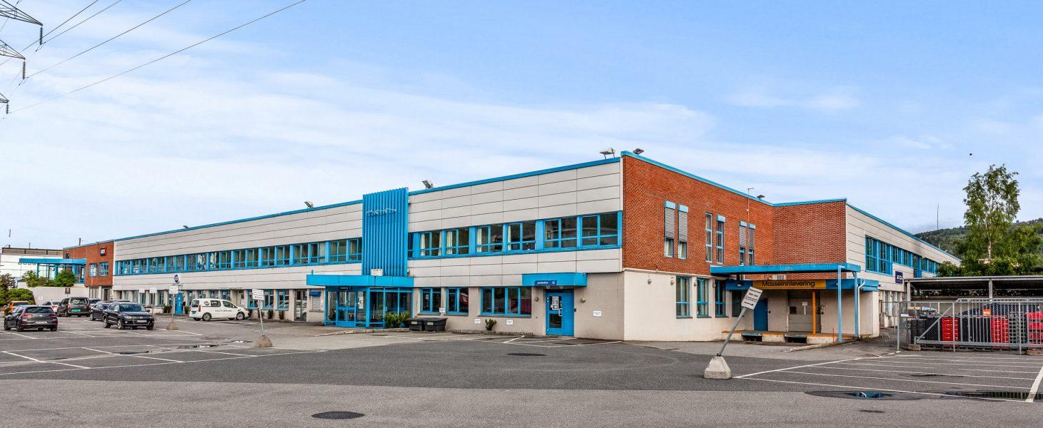 Ingvald Rybergs gate 21, fasade, næringseiendom, Brække Eiendom