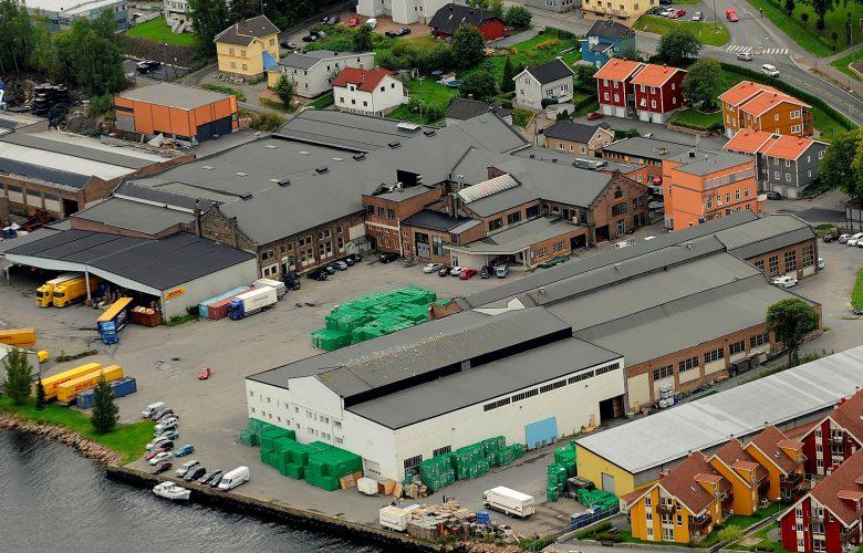 Tangen Næringspark, Støperigt. 7, drammen jernstøperi, næringseiendom, Brække Eiendom AS