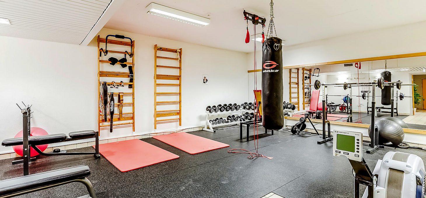 Ingeniør rybergsgate 99, treningsrom, næringseiendom, Brække Eiendom