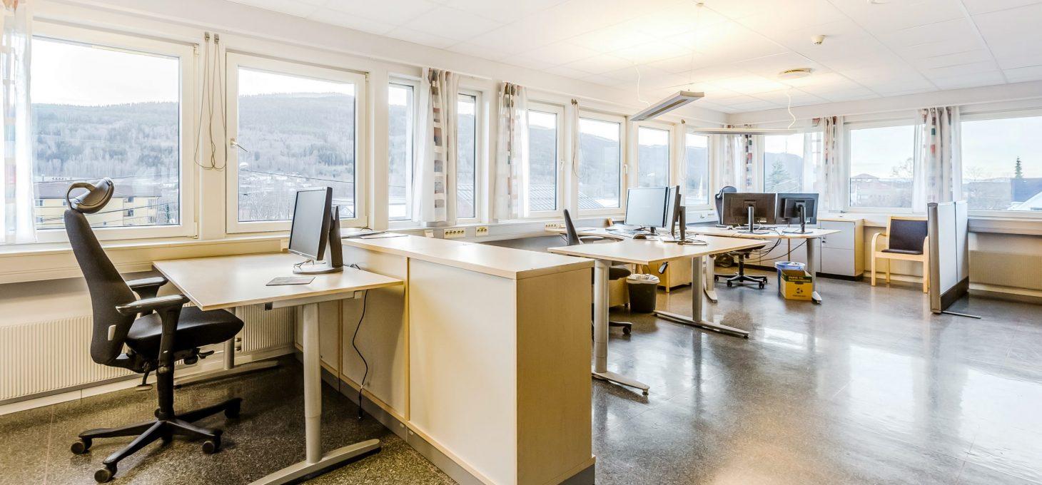 Ingeniør rybergsgate 99, kontor, næringseiendom, Brække Eiendom