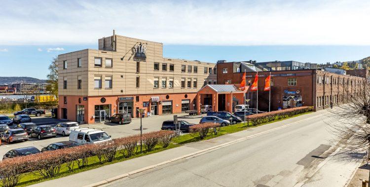 Star Næringspark, Tollbugt. 105 og 115, næringseiendom, Brække Eiendom AS