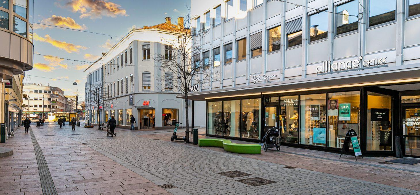 Werringgården ANS, Nedre Storgate 3, Næringseiendom, Brække Eiendom AS